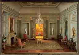 E-18: French Salon of the Louis XIV Period, 1660-1700