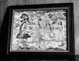 Picture (Depicting the Judgement of Paris) (Needlework)