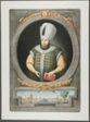 Mustapha Kahn, from Portraits of the Emperors of Turkey