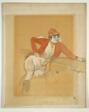 La Macarona in the Costume of a Jockey