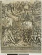 The Campaign in Hungary, from The Triumphal Arch of Maximilian I