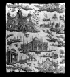 La Foire du Caire (The Cairo Fair) (Furnishing Fabric)
