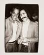 Allen Finkelstein and Unidentified Man