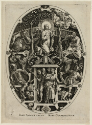 Agony in the Garden, from Passion of Christ
