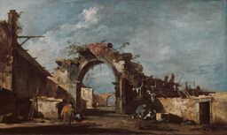 Ruined Archway