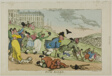 Bath Races, from Tegg's Caricatures no. 49