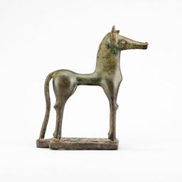 Statuette of a Horse