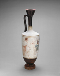Lekythos (Oil Jar)