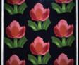 Large Flower (Furnishing Fabric)