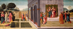 Susanna and the Elders in the Garden, and the Trial of Susanna before the Elders