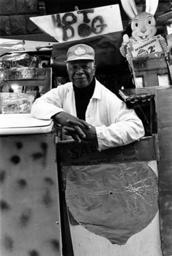 An Outdoor Vendor