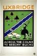 Uxbridge: Across the Colne to Beechy Bucks