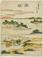 "Maisaka, from the series ""Fifty-three Stations of the Tokaido (Tokaido gojusan tsugi)"""