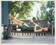 In Cousin Deborah's Porch Swing