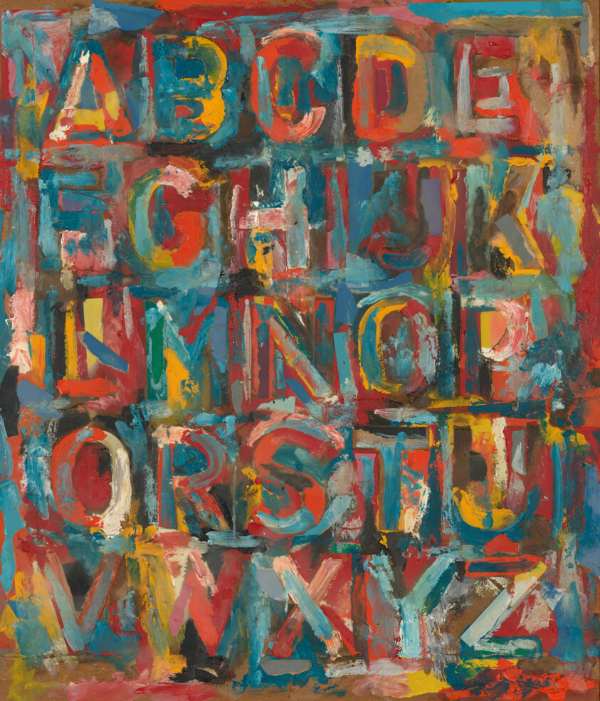 Alphabet The Art Institute Of Chicago