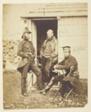 Sir Hy. Fk. Ponsonby (1825-1892) General; Thomas Hook Pearson (1806-1892) General; Fredrick Markham (1805-1855) General; Taken on the Field, Crimea