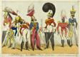 Military Dandies or Heroes of 1818