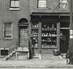 Antique Shop, Pine Street, Philadelphia