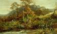 Autumn River Scene, The Brook