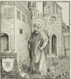 Saint Ferreolus, from Saints Connected with the House of Habsburg