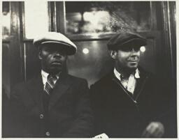 Untitled (Subway Portrait)