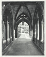 Swift Cloister, University of Chicago