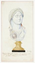 Agate Head of Cleopatra