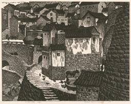 The World Inside the Mountain Dashan limian de shije)