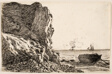 Cliffs and Sea, Sainte-Adresse