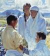 The Solemn Pledge, Taos Indians