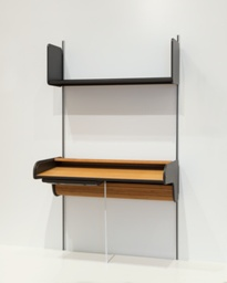 """Action Office"" Wall-Mounted Desk"