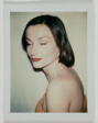 Unidentified Woman (High Forehead, Thin Eyebrows)