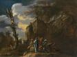Polycrates' Crucifixion