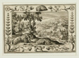 Judah and Tamar, from Landscapes with Old and New Testament Scenes and Hunting Scenes