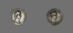 Denarius (Coin) Portraying Emperor Gaius (Caligula)
