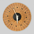 Basket Wall Clock, No. 2215