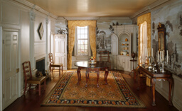 A6: New Hampshire Dining Room, 1760