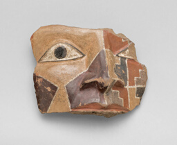 Head Fragment from a Large Ceremonial Jar