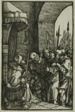 Christ Before Pilate, from The Fall and Redemption of Man