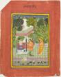 Bhairavi Ragini, Page from a Bundi Ragamala Set