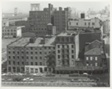 Brooklyn Bridge Site from the Roof of the Beekman Hospital