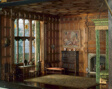 E-2: English Bedchamber of the Jacobean or Stuart Period, 1603-88