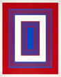 Red, White and Blue, from 1776 USA 1976: Bicentennial Prints