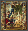 Cleopatra and Antony Enjoying Supper, from The Story of Caesar and Cleopatra