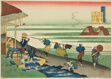 "Poem by Dainagon Tsunenobu, from the series ""One Hundred Poems Explained by the Nurse (Hyakunin isshu uba ga etoki)"""