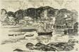 Fishing Boats, Rockport