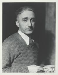 Portrait of Ivan Albright