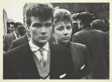 Teddy boy and girl, Petticoat Lane