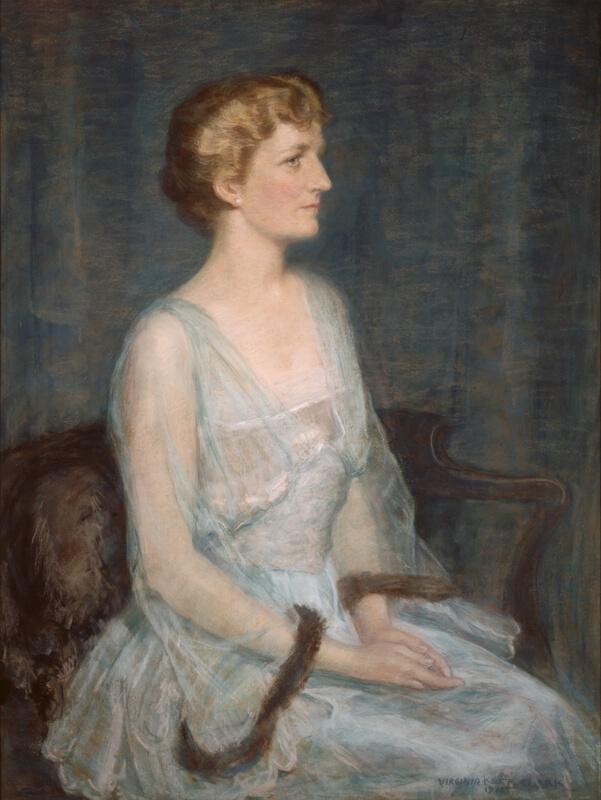 Rooms: Portrait Of Mrs. James Ward Thorne