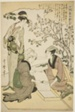 """No. 1 (ichi), from the series """"Women Engaged in the Sericulture Industry (Joshoku kaiko tewaza-gusa)"""""""